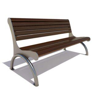 Скамейка парковая «Берлин»