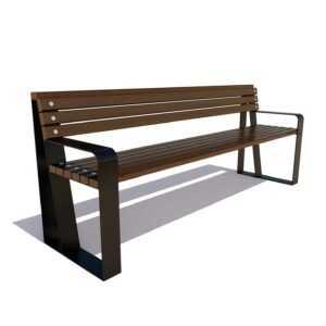 Скамейка уличная «Отдых»