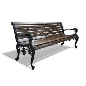 Садовая скамейка «Лев»